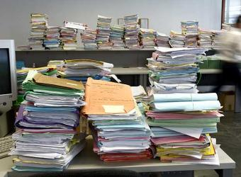 El caos de nuestra administración tributaria